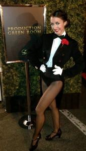 Performing for Seth MacFarlane (Oscars)