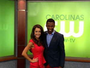 Carolina Now with Jamarcus Gaston