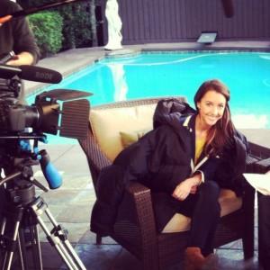 Filming Morningside