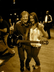Performance at House of Blues with Ron Dante singer of Archies Sugar Sugar